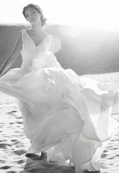this is what i want to do today....stand in the wind with a flowy dress. :)