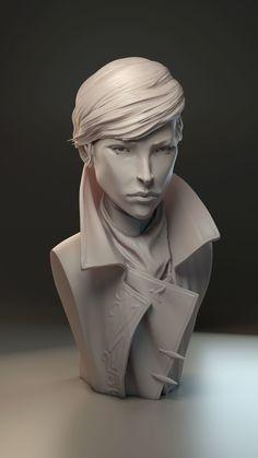 Emily Kaldwin, James W Cain on ArtStation at https://www.artstation.com/artwork/BXK6r