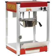 Bouncy Rentals offers Popcorn Machine Rental for kids parties or any event in Maryland to delight your guests with hot, fresh popcorn.