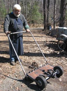 donkey powered cultivator