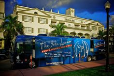 An emerging partnership with the Division of Undergraduate Education at University of Miami, and a continued and enriched partnership with the John Lennon Educational Tour Bus, and Alonzo Mourning Charities are among a range of new and important initiatives for 2012.
