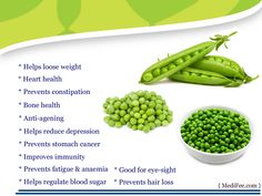 #Health benefits of green #peas, did you know?