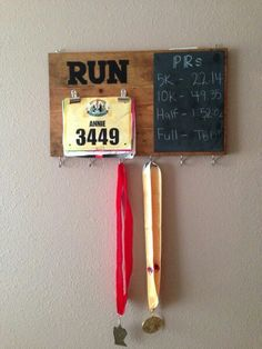 Medal-Bib-PR board