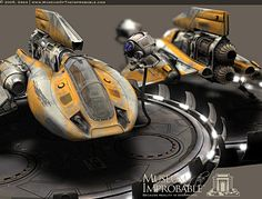 SCALE MODEL NEWS: IMPROBABLE MODELS FROM FANTASY-MASTER GREG DeSANTIS
