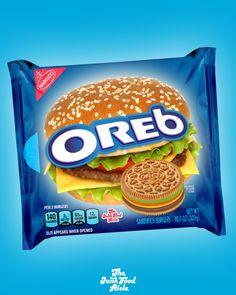 Weird Oreo Flavors, Pop Tart Flavors, Cookie Flavors, Different Oreo Flavors, Weird Food, Fake Food, Oreos, Tortas Deli, Cute Desserts