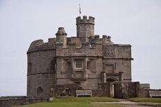 Pendennis Castle, Cornwall