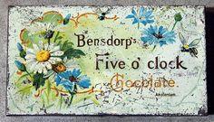 Bensdorp's Five o' clock Chocolate Amsterdam.