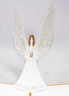 LovePop 3D Greeting Card - Angel | Greeting Cards | Pinterest | D ...
