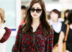 SNSD Girls Generation Seohyun Brown Long Wavy