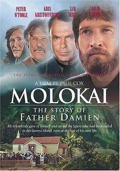 Molokai: The Story of Father Damien Vision Video http://www.amazon.com/dp/B00011Y1PI/ref=cm_sw_r_pi_dp_AoCyvb096DE09