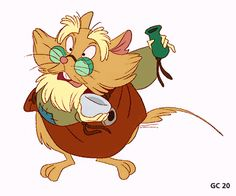 Don Bluth - Mr. Amos from The Secret of NIMH