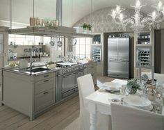 amazing kitchen design by minacciolo