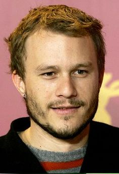 Heath Ledger #HeathLedger #Actor #Actresses