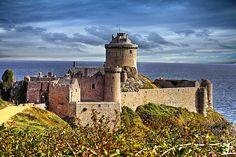 Fort La Latte - Bretagne - France