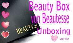 Waaaa, Beautybox von Beautesse!! Unboxing ♥