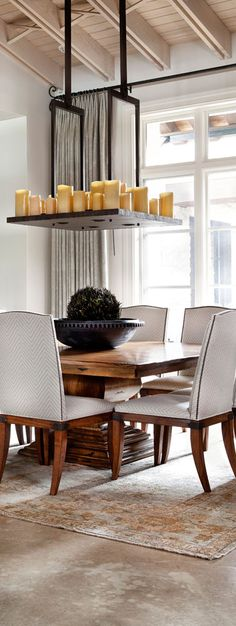 Jauregui Architects | Dining Room | Classic Transitional