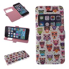 What is with these colorful owl designs--they are evvvveerrrrryyyyywheeeerrrrre. xD Not that I'm complaining; owls are adorable. But cuteness does make it easier to take over the world (hint, hint, Brain...) // Big Dragonfly Iphone 5 5S Pu Leather Phone Case Cover with Owls Pattern & Built-in Stand & Magnetic Button & Transparent Time Window Viewer (Colorful) Big Dragonfly http://smile.amazon.com/dp/B00L8Q4Q5U/ref=cm_sw_r_pi_dp_N2z0tb1AYFE572FN
