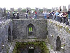 The Blarney Stone in Ireland