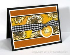 Sunflower Resist - stampTV