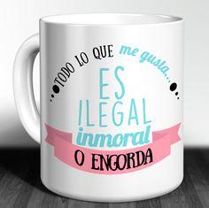 ILEGAL, INMORAL O ENGORDA...