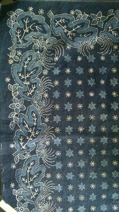 Blue print, blaudruck, staphorst, indigo