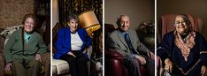 Older people tell their stories of love in exciting photography exhibition