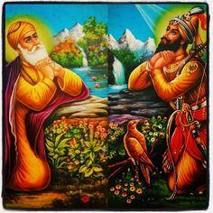 Nanak Guru Gobind Singh Ji Pooran Gur Avatar !!!!