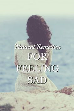 What are the natural remedies for feeling sad? These lifestyle, hormonal and herbal treatments may be exactly what you need to pick up your mood.