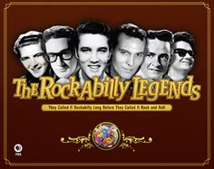 """Rockabilly""...the legends:  Jerry Lee Lewis, Buddy Holly, Elvis, Carl Perkins, Johnny Cash, and Roy Orbison (among others).  There's a whole lot of talent going on!"