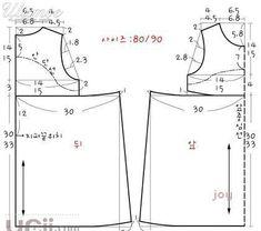 Materiales gráficos Gaby: Varios modelos de vestido costura simple para niñas