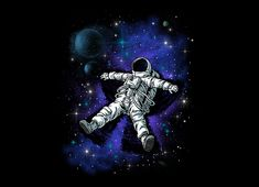 Details about Graphic Chilled Astronaut Nasa Cosmon Universe novelty banksy man T-shirt L - Best Pins Live Wallpaper Space, Galaxy Wallpaper, Wallpaper Backgrounds, Space Illustration, Illustrations, Mayor Tom, Astronaut Wallpaper, Creation Art, Man On The Moon