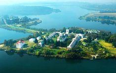 Mănăstirea CERNICA - o oază de sfințenie între apă, cer și pământ | La Taifas Romania, Paths, Beautiful Places, River, Explore, Landscape, History, Country, World