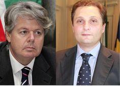 I due ex consiglieri rinviati a giudizio insieme a pratucamente tutto l'ex gruppo Pdl. Aimi contestate rimborsi per 58 mila euro a Leoni per 84 mila euro