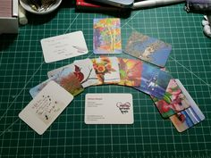 New moo cards!