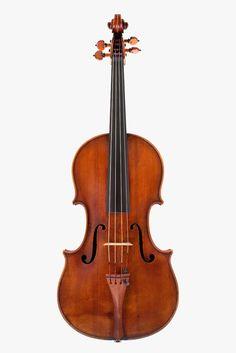 Viola by Antonio Stradivari, Cremona, 1696, 'Archinto'