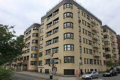 Art Deco ~ New York City | Apartment building, 1150 Grand Concourse, The Bronx Bronx Nyc, New York City Apartment, Towers, Silhouettes, Apartments, Buildings, Places To Visit, Art Deco, Fish