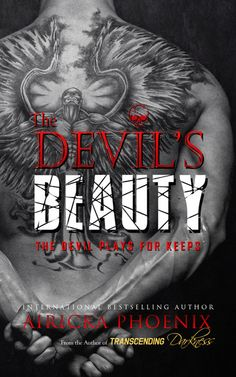 Cover Reveal for The Devil's Beauty by Airicka Phoenix - Wild Wordy Women