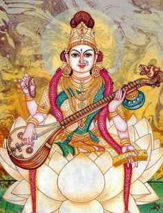 Pictures of Goddess Lalitha Parameswari Mural Painting, Mural Art, Indian Gods, Indian Art, Saraswati Goddess, Tanjore Painting, Divine Mother, God Pictures, Amazing Pictures