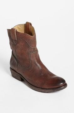 Frye 'Carson Lug' Short Boot | Nordstrom. After destroying my precious booties in the Irish mud, these are a must. If only.