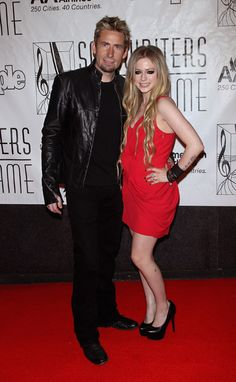 World Exclusive: Avril Lavigne and Chad Kroeger marry