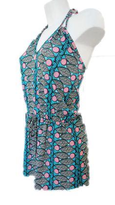 acd068fc964d Mc2 Saint BArth tuta donna tutina abito con pantaloncini copri costume  Dorina