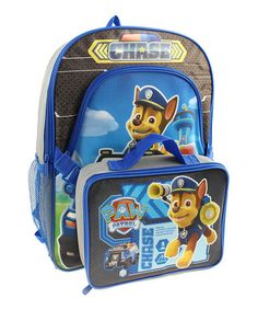 Love this Blue PAW Patrol Backpack & Lunch Box on #zulily! #zulilyfinds