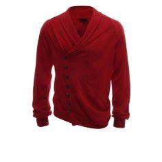 Asymmetric Cardigan Alexander McQueen | Cardigan | Knitwear |