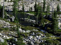 Canyon Creek and Boulder Creek Lakes in the Trinity Alps — Northern California Hiking Trails