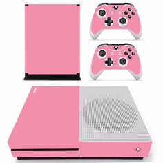 From HelloDefiance.com  http://www.hellodefiance.com/products/pink-skin-xbox-one-slim-protector?utm_campaign=social_autopilot&utm_source=pin&utm_medium=pin