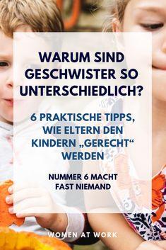 Viele Eltern wünschen sich nach dem ersten Kind ein Zweites – ein Geschwisterkind für den ersten Sonnenschein. Das erste Kind ist ruhig und ausgeglichen, schlief schon mit acht Monaten durch und mit einem Jahr erkundete es schon allein die Wohnung. Oft ist die Verwunderung groß, wenn das zweite Kind sich vom ersten Kind so völlig unterscheidet. Das zweite Kind schreit in den ersten Monaten viel mehr, es hat Verdauungsprobleme und die Zähne kommen später. Je älter die Kinder werden, um so mehr we Shopping, Women, Parents, Psychology Facts, Sister Love, Jealousy, Stress Relief, Divorce, Woman