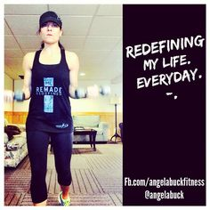 Are YOU Ready to Redefine YOUR Life? If you're interested in redefining your life to become healthier, email me at redefinewithangela@gmail.com. I would love to help you! www.facebook.com/angelabuckfitness #redefine #redefinewithangela #redefined #summer #health #healthy #nutrition #cleaneating #fatburning #cardio #hearthealth #fitness #exercise #workout #fitspo #noexcuses #fitchick #weightloss #fitspiration #motivation #inspiration #tank #tshirt #faith #cross #Jesus…