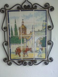 59 Best Vintage Mexican Pictorial Tiles Images In 2018