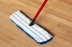 Learn the Easy Steps for Cleaning Family Room and the Kitchen- The Basic – MyHandyMate This is the floor, one of the most important part of the cleaning process.