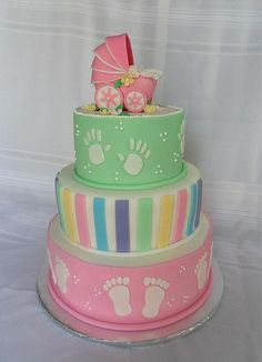 I just like the look of the cake no babies till I'm older